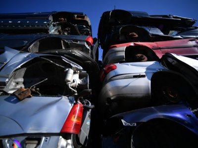 skrotpræmie, skrotpriser, skrot af biler